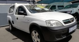 2011 Chevrolet Utility 1.4 with canopy