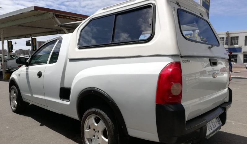 2011 Chevrolet Utility 1.4 with canopy full