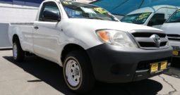 2007 Toyota Hilux 2.5 D4D S/Cab