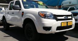 2010 Ford Ranger 2.5TDi 4×4 D/Cab